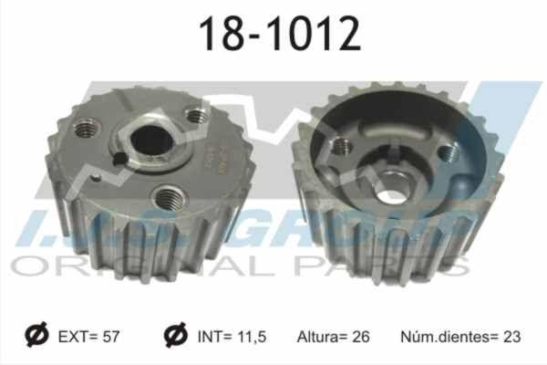 Tandwiel, verdeelas 18-1012 FIAT PALIO met een korting — koop nu!
