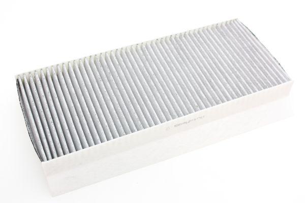 Купете 180005310 AUTOMEGA филтър с активен въглен ширина: 154мм, височина: 35мм, дължина: 345мм Филтър, въздух за вътрешно пространство 180005310 евтино