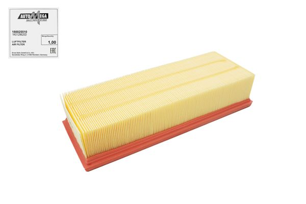 Zracni filter 180025510 z izjemnim razmerjem med AUTOMEGA ceno in zmogljivostjo