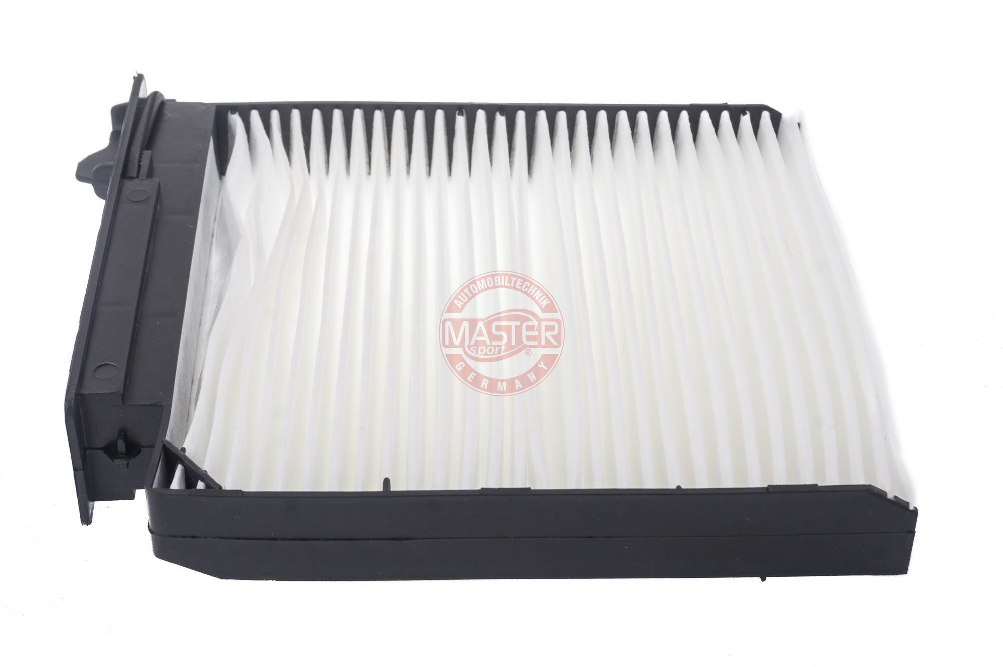 RENAULT TWINGO 2017 Kabinenluftfilter - Original MASTER-SPORT 1829-IF-PCS-MS Breite: 180mm, Höhe: 28mm, Länge: 185mm