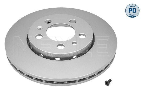 VW Disques de frein d'Origine 183 521 1018/PD