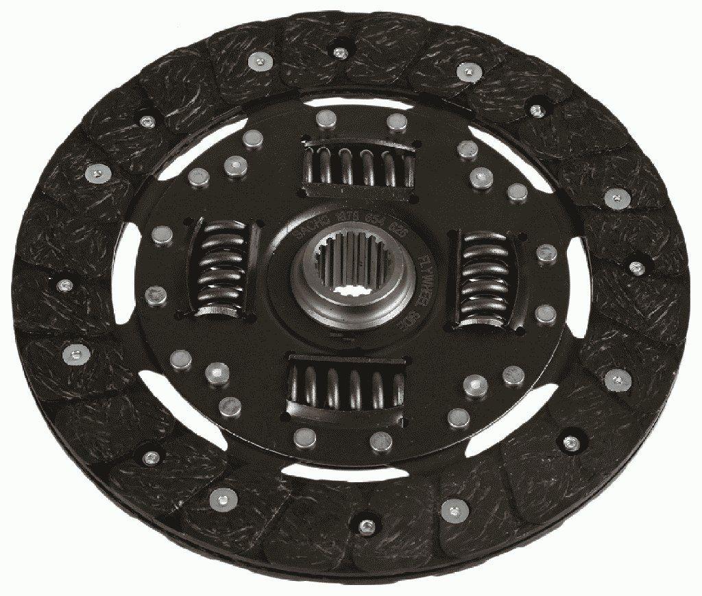 Buy original Clutch plate SACHS 1878 654 626