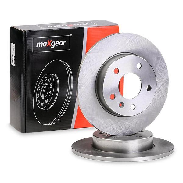 MAXGEAR | Brzdový kotúč 19-0792
