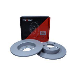 190792MAX Bremsscheiben MAX MAXGEAR 19-0792MAX - Große Auswahl - stark reduziert