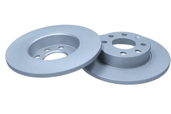 19-0795MAX MAXGEAR Vorderachse, Voll Ø: 240mm, Lochanzahl: 6, Bremsscheibendicke: 10,9mm Bremsscheibe 19-0795MAX günstig kaufen