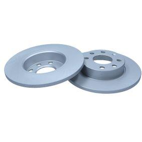 19-0795MAX MAXGEAR Voll, beschichtet, ohne Radnabe, ohne Radbefestigungsbolzen Ø: 240mm, Bremsscheibendicke: 11mm Bremsscheibe 19-0795MAX günstig kaufen