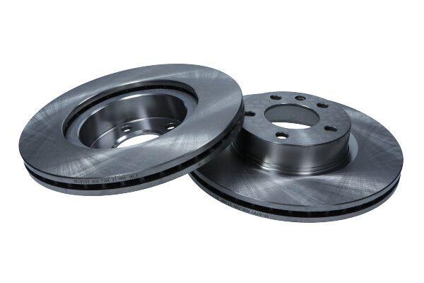 19-0797 MAXGEAR Vorderachse, belüftet Ø: 286mm, Lochanzahl: 5, Bremsscheibendicke: 24mm Bremsscheibe 19-0797 günstig kaufen