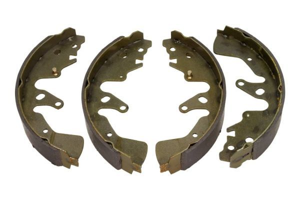 19-2071 MAXGEAR Hinterachse, Ø: 254mm Breite: 41mm Bremsbackensatz 19-2071 günstig kaufen