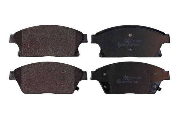 Bremsklötze MAXGEAR 19-2088