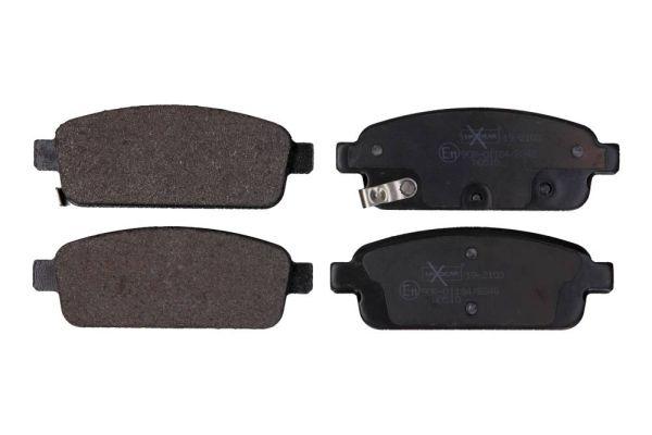 Bremsklötze MAXGEAR 19-2103