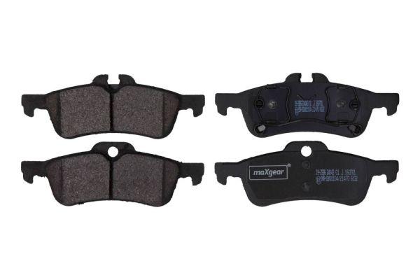 Bremsklötze MAXGEAR 19-2886