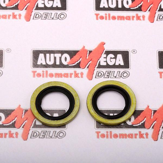 AUTOMEGA 190041510 (Épaisseur: 1,5mm, Ø: 24mm, Diamètre intérieur: 16,7mm) : Joints spi Twingo c06 2006