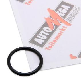 Pierścień uszczelniający, korek spustowy oleju AUTOMEGA 190064810 kupić i wymienić