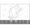BERAL Bromsbelägg, sats, trumbroms till MERCEDES-BENZ - artikelnummer: 1949517700015758