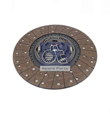 Clutch disc 2.30386 DT — only new parts