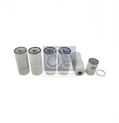 Kit filtri 2.91816 DT — Solo ricambi nuovi