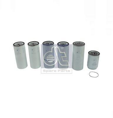 Comprare 2.91817 DT Kit filtri 2.91817 poco costoso