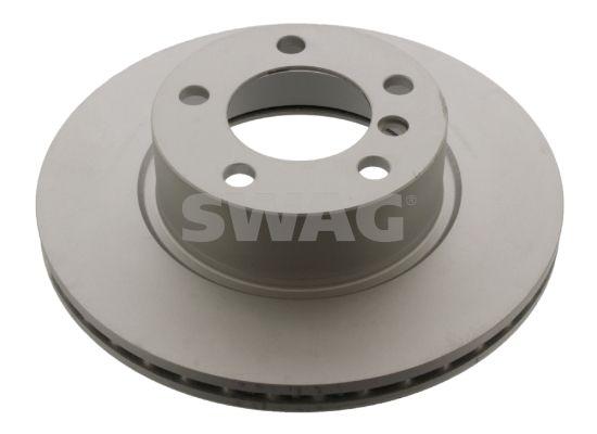 Bremsscheibe SWAG 20 93 9111