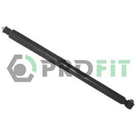 2002-0510 PROFIT Hinterachse, Gasdruck Stoßdämpfer 2002-0510 günstig kaufen