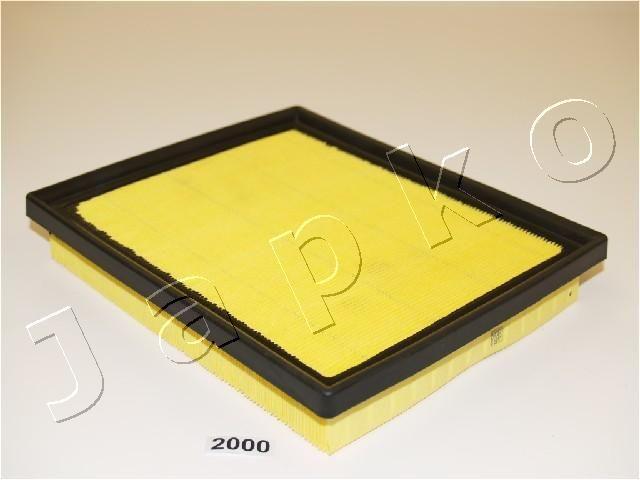 Zracni filter 202000 z izjemnim razmerjem med JAPKO ceno in zmogljivostjo