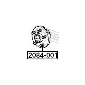 2084001 Radbolzen FEBEST 2084-001 - Große Auswahl - stark reduziert