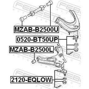 2120EQLOW Trag- / Führungsgelenk FEBEST 2120-EQLOW - Große Auswahl - stark reduziert