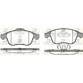 24870 ROADHOUSE Vorderachse, mit Klebefolie, mit Zubehör, mit Feder Höhe 1: 68,5mm, Höhe 2: 63,2mm, Dicke/Stärke: 18mm Bremsbelagsatz, Scheibenbremse 21350.00 günstig kaufen