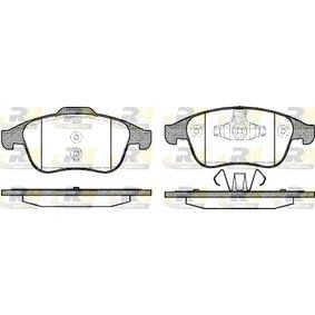 PSX2138900 ROADHOUSE Vorderachse, mit Klebefolie, mit Zubehör, mit Feder Höhe: 68,2mm, Dicke/Stärke: 18mm Bremsbelagsatz, Scheibenbremse 21389.00 günstig kaufen