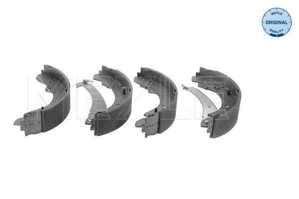 Original FIAT Bremsbacken für Trommelbremse 214 533 0021