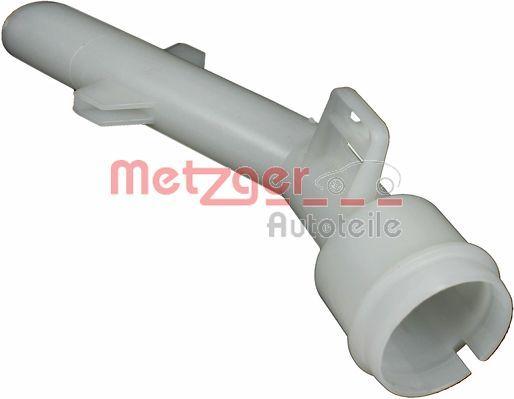 METZGER: Original Verbindungsstück, Waschwasserleitung 2140133 ()