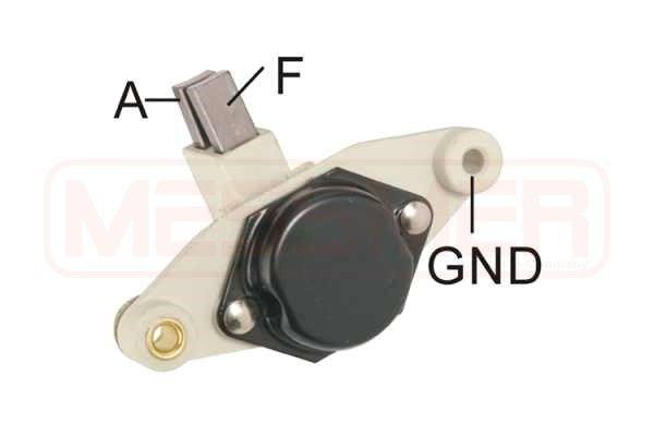 Original AUDI Generatorregler 215261