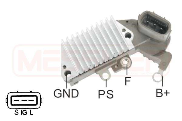 ERA: Original Lichtmaschinenregler 215675 ()