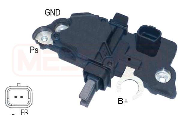 MESSMER: Original Generatorregler 215987 ()