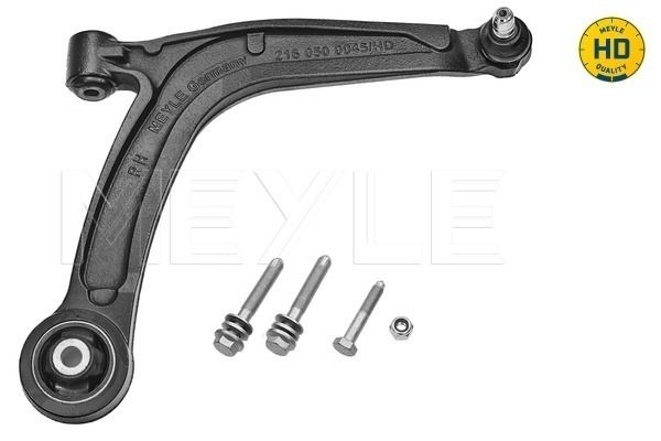 Meyle 216 050 0044//HD TRACK CONTROL ARM FRONT LH inferiore