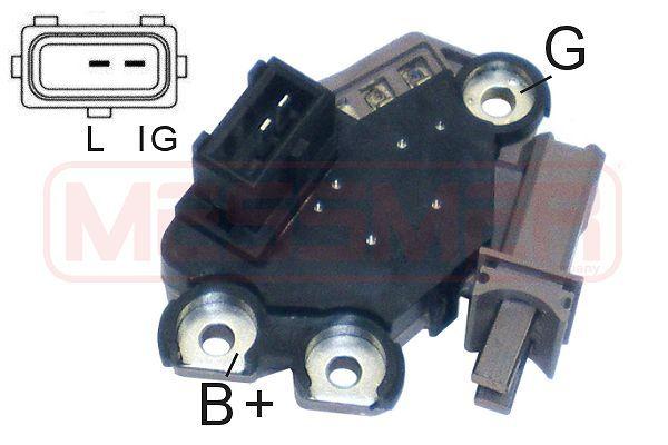 MESSMER: Original Lichtmaschinenregler 216010 ()