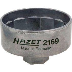 2169 Oliefilternøgle HAZET - Køb til discount priser