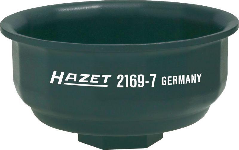 HAZET Clé pour filtre à huile 2169-7 à prix réduit — achetez maintenant!