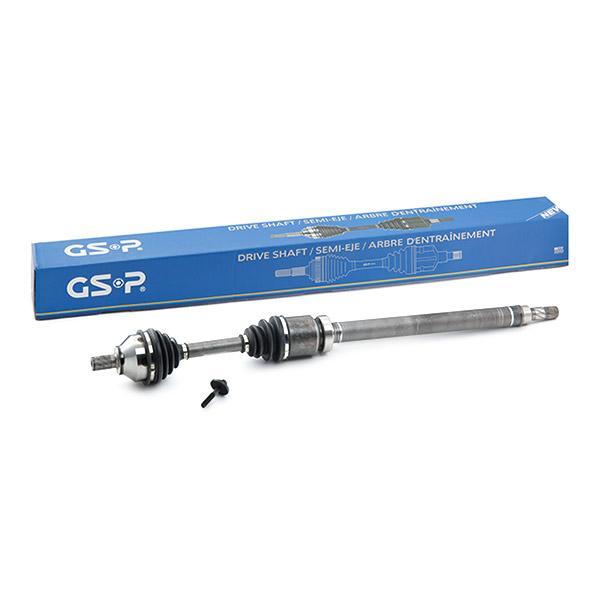 GSP: Original Halbachse 218251 (Länge: 960mm, Außenverz.Radseite: 36)