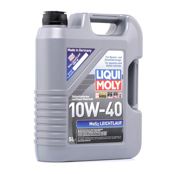 2184 Engine Oil LIQUI MOLY - Experience and discount prices