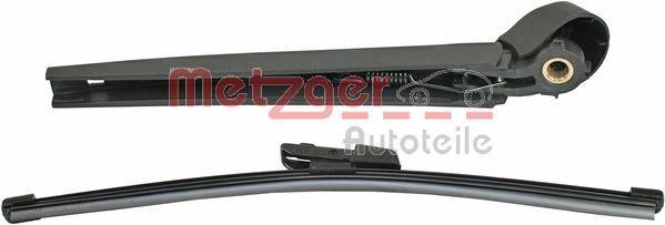 Scheibenwischerarm METZGER 2190280