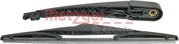 Acheter Bras d'essuie-glace nettoyage des vitres METZGER 2190308 à tout moment