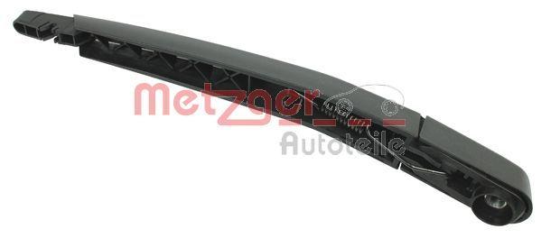 Scheibenwischerarm Opel Corsa D hinten und vorne 2011 - METZGER 2190377 ()