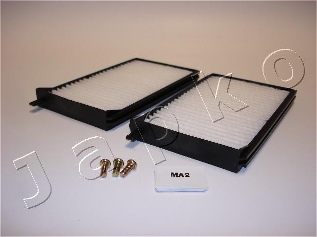 MAZDA DEMIO 2001 Autoheizung - Original JAPKO 21MA2 Breite: 109mm, Höhe: 20mm, Länge: 192mm