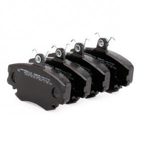 2201200 Bremsbeläge METELLI 21463 - Große Auswahl - stark reduziert