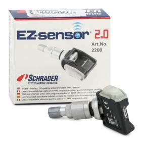 2200 SCHRADER mit Nut, mit Ventilen Radsensor, Reifendruck-Kontrollsystem 2200 kaufen