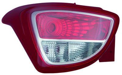 Buy original Tail lights ABAKUS 221-1979R-UE