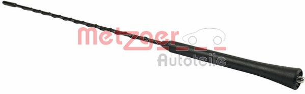 Comprare 2210022 METZGER Esterno Asta, Combinazione Radio / Radiomobile, Radio / Radiomobile Antenna 2210022 poco costoso