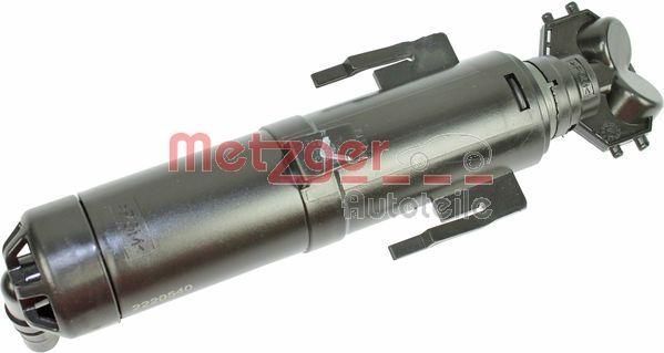2220540 Waschwasserdüse, Scheinwerferreinigung METZGER - Markenprodukte billig