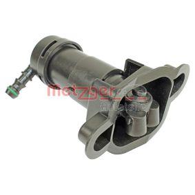 2220545 Waschwasserdüse, Scheinwerferreinigung METZGER 2220545 - Große Auswahl - stark reduziert