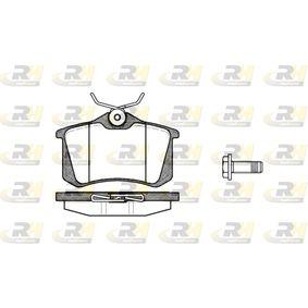 2263.05 Bremsbelagsatz, Scheibenbremse ROADHOUSE - Markenprodukte billig